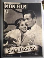 Mon Film Casablanca Ingrid Bergman Humphrey Bogart Gloria Dickon - Journaux - Quotidiens