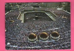 Arabia Saudi Mecca Cpa 1997 Case Strade Ponti Panorami Monumenti Houses Roads Bridges Panoramas Monuments - Arabia Saudita
