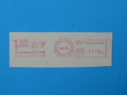 Ema, Meter, Broadcast, Radio, Tv, NCRV - Postzegels