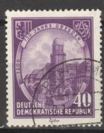 DDR 526 O Tagesstempel - [6] République Démocratique