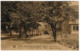 Eeklo, Eekloo, O.L.Vrouw Ten Doorn Inrichting, Ingang Van Het Park (pk44217) - Eeklo