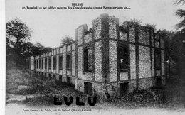 DEPT 62 :  édit. Jeune France N° 10 ; Belval Terminéce Bel édifice Recevra Des Convalescents Comme Sanatorium De - Autres Communes