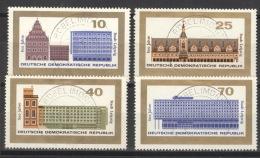 DDR 1126/29 O Tagesstempel - [6] République Démocratique