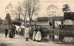 27 EURE - TOURNY Carrefour Et Mare Du Fraîchaud - Frankreich