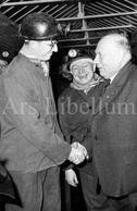 Postcard / ROYALTY / Belgique / België / Koning Boudewijn / Roi Baudouin / Genk / In De Mijnen / 1962 - Genk