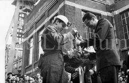 Postcard / ROYALTY / Belgique / België / Koning Boudewijn / Roi Baudouin / Genk / Waterschei / 1962 - Genk