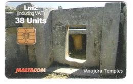 Malta - Malte - Mnajdra Temples - Hagar Quim - Malta