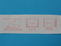 Ema, Meter, Unicorn - Postzegels
