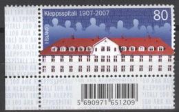 Island 1183 Eckrand ** Postfrisch - 1944-... Republik