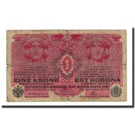 Billet, Autriche, 1 Krone, Undated (1919), KM:49, B+ - Autriche