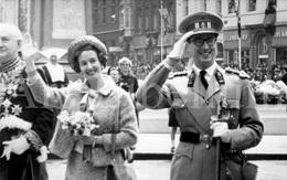 Postcard / ROYALTY / Belgique / België / Koningin Fabiola / Reine Fabiola / Koning Boudewijn / 1962 / Gent - Gent