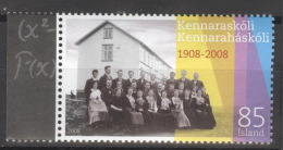 Island 1186 Seitenrand ** Postfrisch - 1944-... Republik
