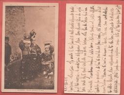 Albania Albanie Arta Cp 1918 Piccole Portatrici D'acqua - Albania