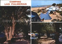 72003016 Tarragona Camping Las Palmeras  Tarragona - España