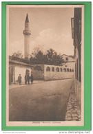 Albania Albanie Valona Moschea  Cp 1917 - Albania