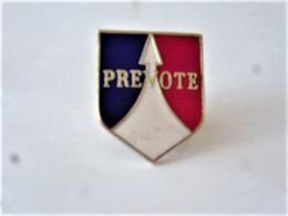 INSIGNE ECU GENDARMERIE PREVOTE DU 2 ème CORPS D'ARMEE DES FORCES FRANCAISES EN ALLEMAGNE / A.B. PARIS G2835  / 33NAT - Police & Gendarmerie