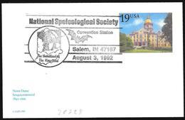Stati Uniti/United States/États-Unis: Società Speleologica Nazionale, National Speleological Society, Société Nationale - Altri