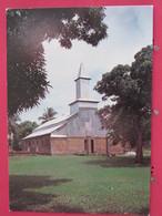 Guyane Française - Iles Du Salut - La Chapelle De L'Ile Royale - Scans Recto-verso - Guyane