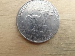 Etats - Unis  One Dollars 1972 D  Km 203 - Federal Issues