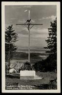 [034] Hohe Wand, Leuchtkreuz Des Berg-Kirchleins, 1935, Bez. Wr. Neustadt-Land, Kirchenbaukomitee - Wiener Neustadt