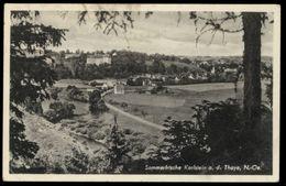[034] Karlstein A.d. Thaya, ~1950, Waidhofen, Mörtl - Waidhofen An Der Thaya