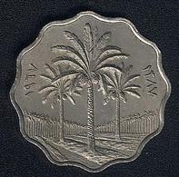 Irak, 10 Fils 1967, UNC! - Iraq