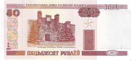 Belarus - Pick 25a - 50 Rublei 2000 - Unc - Bielorussia