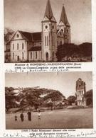 THAILANDE (SIAM) MISSIONE DI NONGSENG-NAKHONPHANOM (1939) LA CHIESA CATTEDRALE PRIMA DELLE PERSECUZIONI - Thaïlande