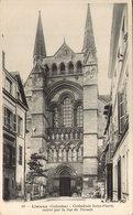 14 - LISIEUX - Cathédrale Saint-Pierre, Entrée Par La Rue Du Paradis - Lisieux
