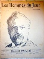 BAR LE DUC CARICATURES PORTRAITS POLITIQUE LITTERATURE SPECTACLE RAYMOND POINCARE  1912 - Journaux - Quotidiens