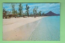 Mauritius Ile Maurice Cp 1988 Panorami Panoramas Mare Sea Mer Travel Voyage - Mauritius