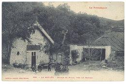 Cpa Le Boulou - Source De Malas, Près Le Boulou - France