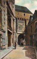 Le Mont St Saint Michel Porte Du Roi - Le Mont Saint Michel