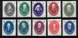 Allemagne/RDA YT N° 15/24 Neufs ** MNH. TB. A Saisir! - Unused Stamps