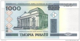 Belarus - Pick 28b - 1000 Rublei 2000 - 2011 - Unc - Bielorussia