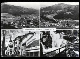 [034] Pernitz, Hotel Singer, 1963, Bez. Wr. Neustadt-Land, Ledermann - Wiener Neustadt
