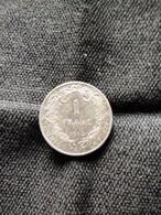 Piece 1  Franc Argent 1910 - 1909-1934: Albert I