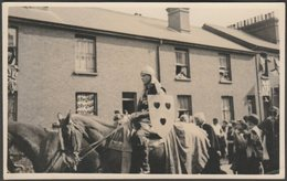 Carnival, Penzance, Cornwall, C.1920s - K Ltd RP Postcard - England