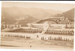 GENOVA - Photo Albumine  A.N. N° 579  -  6 Maggio 1886 -  CAMPONANTO  Format  9.5 X 15 - Oud (voor 1900)