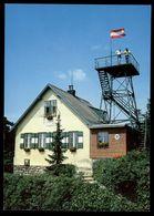 [034] Rudolf-Proksch-Hütte, Klesheimwarte, Pfaffstätten, 1998, Bez. Baden, Gebirgsverein - Baden Bei Wien