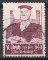 Deutsches Reich 564 O - Gebruikt