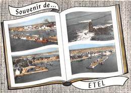 ¤¤  -  ETEL   -  Multivues  -  Les Thoniers - Phare De La Barre - Port Magouer - Le Port   -   ¤¤ - Etel