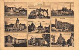 Germany - HORDE - The Synagogue (View In The Middle Of The Postcard). - Jewish