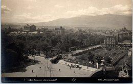 BULGARIE -- Sofia - Alexenderb Platz - Bulgarie