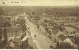 St. Gillis - Waas -- Panorama.       (2 Scans) - Sint-Gillis-Waas