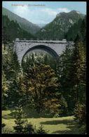 [034] Semmering, Myrthen-Brücke, ~1910, Bez. Neunkirchen, Purger & Co, Eisenbahn - Semmering