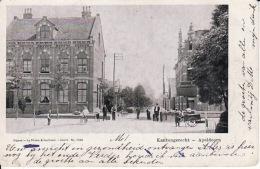 2769203Apeldoorn, Kantongerecht. Bestemt Voor D. V. Wijk Circus Carré   (diverse Poststempels 1906) (zie Hoeken) - Apeldoorn