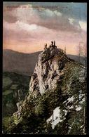 [034] Sonnwendstein, Semmering, ~1910, Bez. Neunkirchen, Verlag Wallner - Semmering