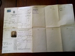 Reispas  Belgie      M. Michiels    Antwerpen - Transportation Tickets