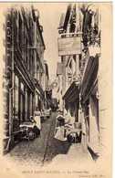 Le Mont St Saint Michel La Grande Rue - Le Mont Saint Michel